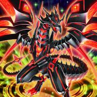 Darkness Metal the Dragon of Dark Steel [Artwork] by AlanMac95