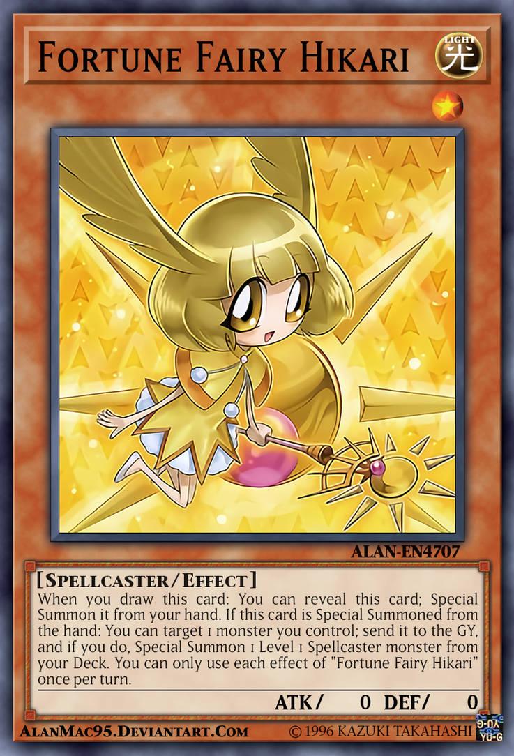 Fortune Fairy Hikari by AlanMac95 on DeviantArt