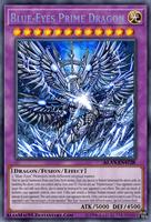 Blue-Eyes Prime Dragon by AlanMac95