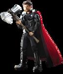 Thor - Avengers End Game [Render]
