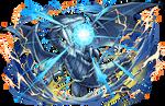 Blue-Eyes White Dragon [render]