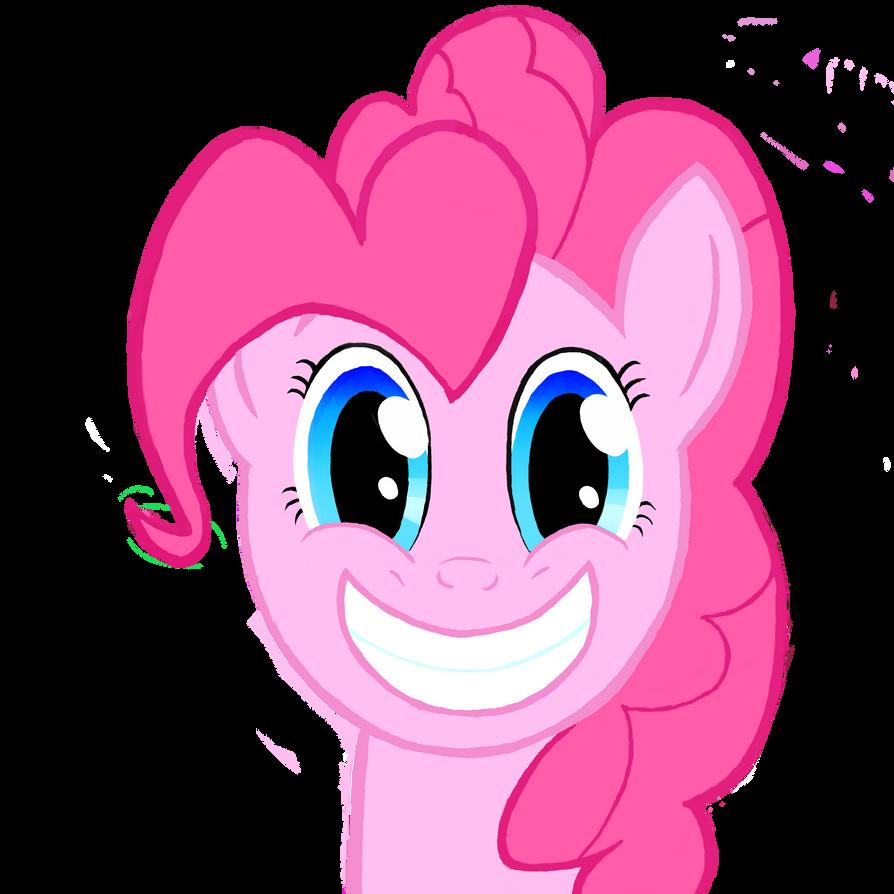 Pinkie Pie-Smile by Hawklaser on DeviantArt