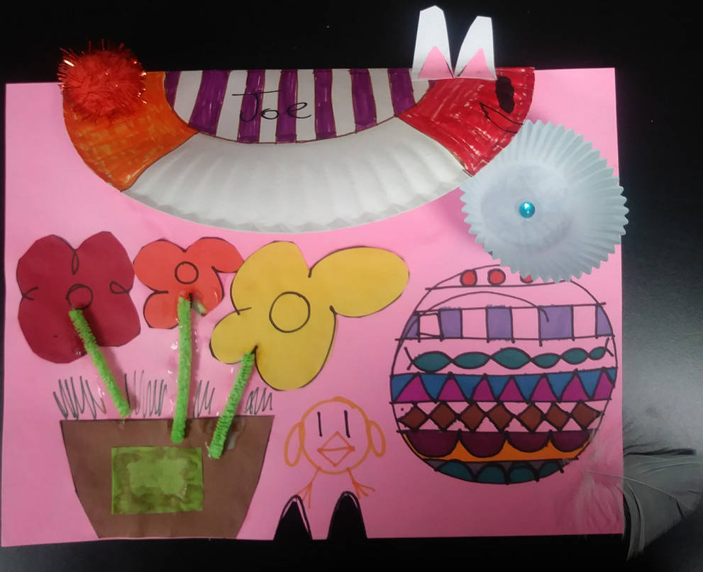 Church Easter Craft by Dinner101