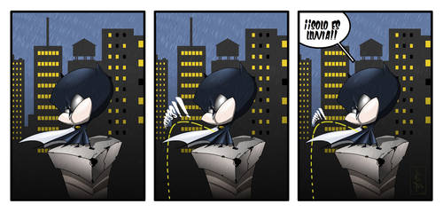 Super Humor #2 - Batman by polru