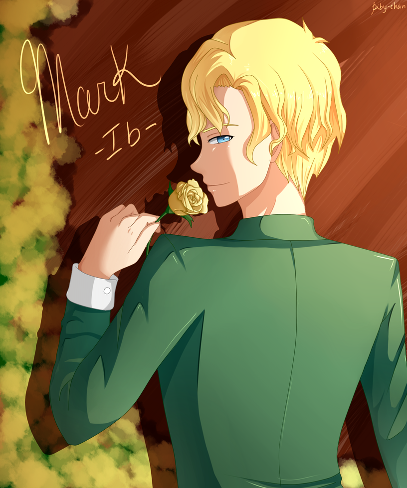 [Gift] Mark (Mary) - Massi by barbiea1000