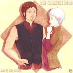 [TWD] Best Buds - Daryl and Carol by Biby-san
