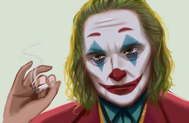 Joker by Biby-san