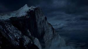 Spartacus - Vengeance - Mount Vesuvius descent.