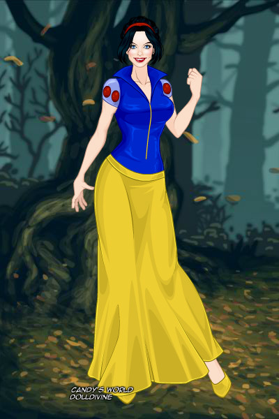 Snow White by ortrek