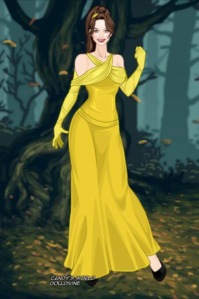Belle by ortrek