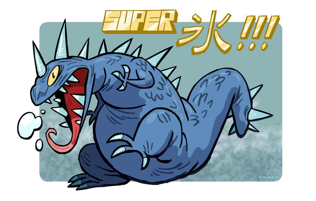 SUPER ICE!!! by killigann