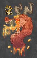King Wyrm by killigann