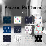 Anchor Patterns by ponysalvaje1730