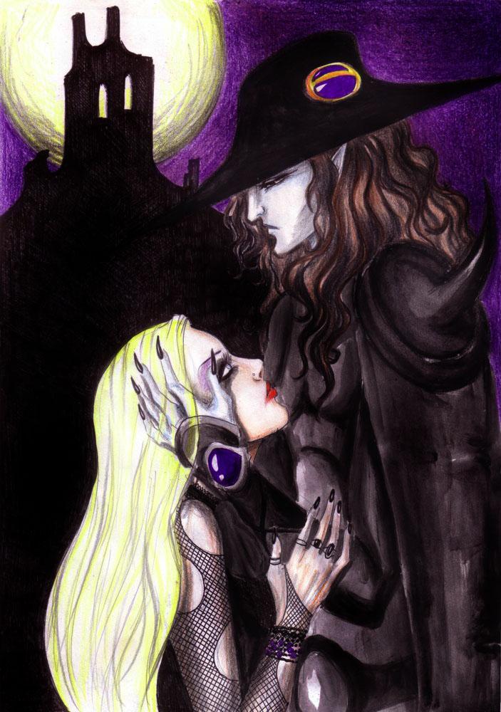 Vampire_Hunter_D by LilithVampiriozah