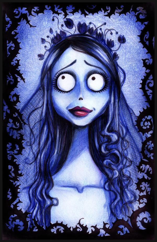 _Corpse_Bride_ by LilithVampiriozah