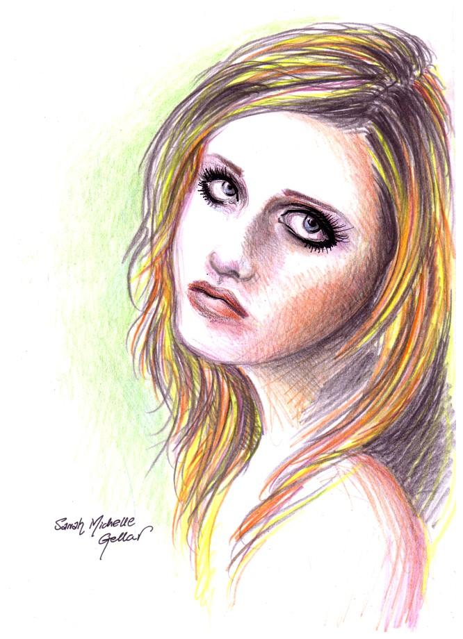 Sarah Michelle Gellar by LilithVampiriozah