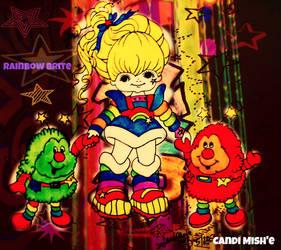 Trippy Rainbow Brite