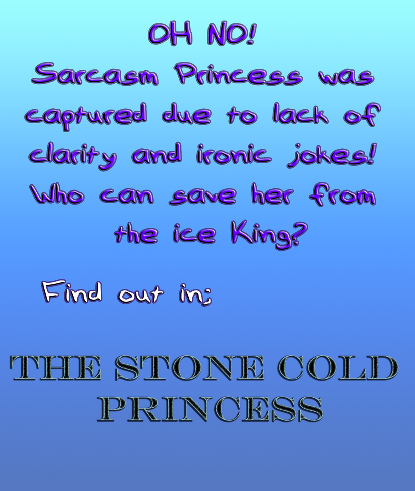 The Stone Cold Princess Princess Teaser by pinkharte