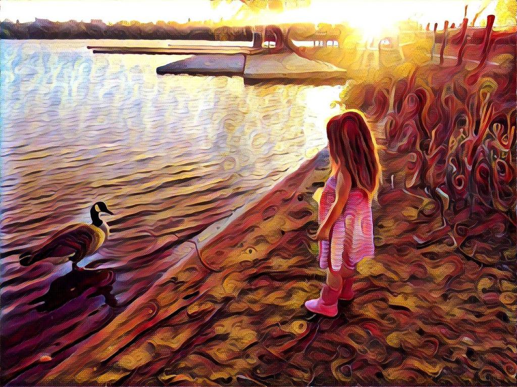 feeding the geese... by dwoycheshen