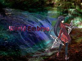 Wallpaper World Embryo - 1 by Yuki-Tsuki-Hana