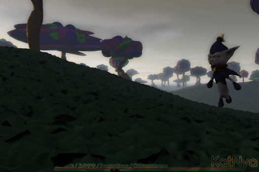 Mysticum Foresta - Escena - 001 - Render - 001