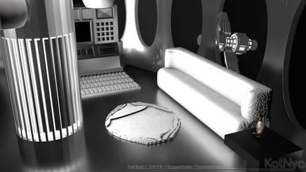 La Vie dans l'Espace - 001 - 002