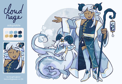 Adoptable: Cloud Mage [CLOSED]