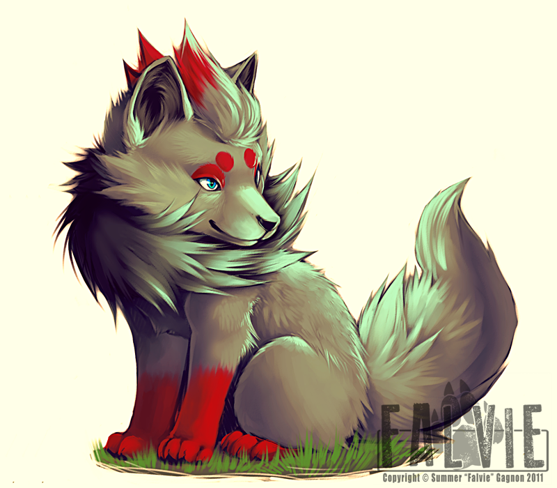 Zorua by Mad-Stalker on DeviantArt