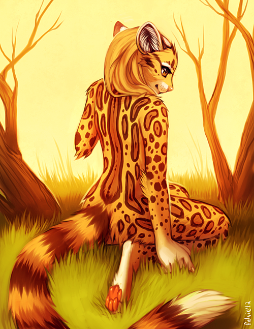 Savannah by falvie