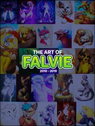 THE ART OF FALVIE (2010-2019)