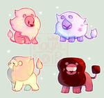 Gem Lions