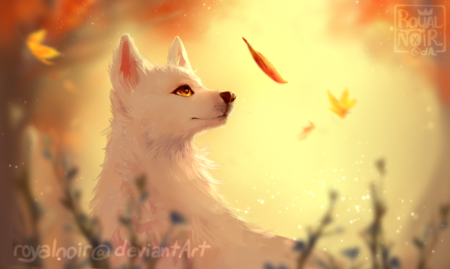 Golden by RoyalNoir