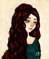 Juliet by WillaWombat