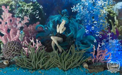 Twenty Thousand Tunes under the Sea by edhutschek