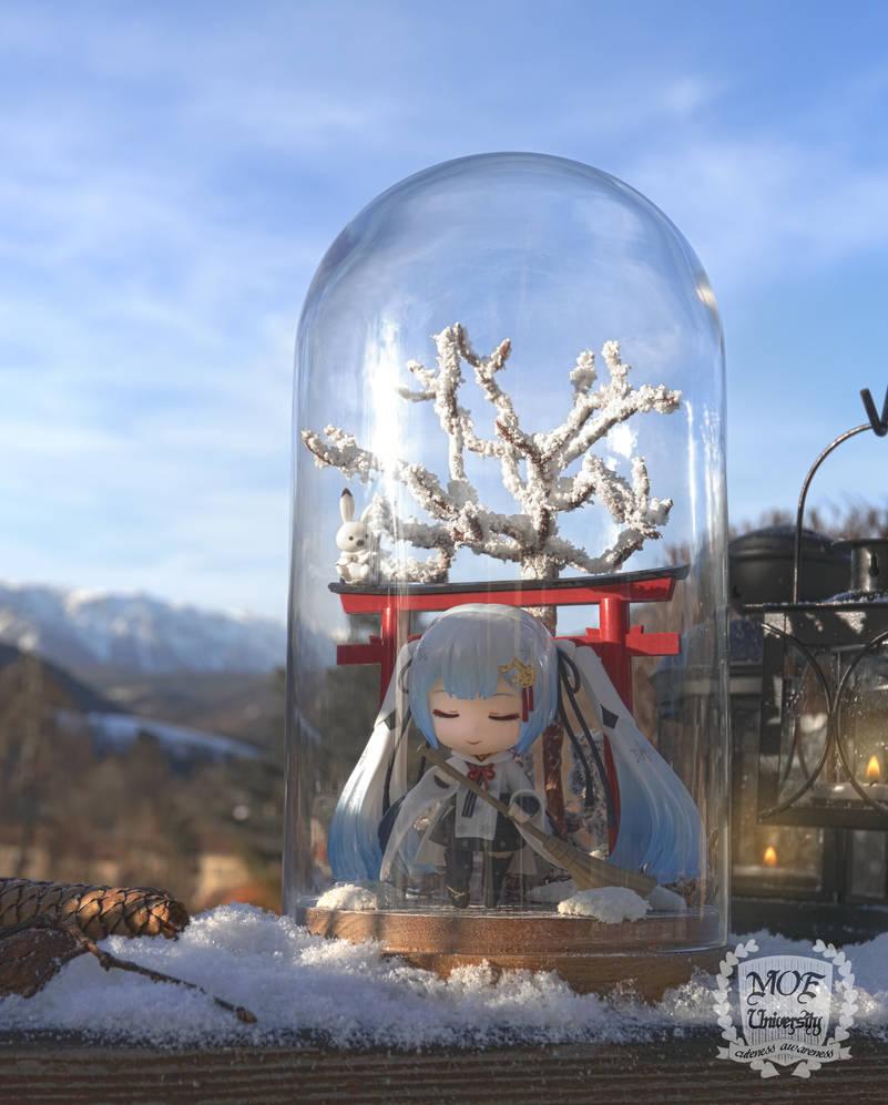 Preserve a little winter by edhutschek