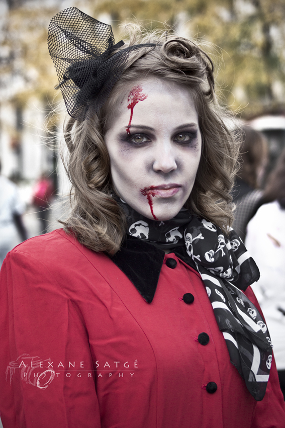 Zombie Walk 4 by Selene-Emotion