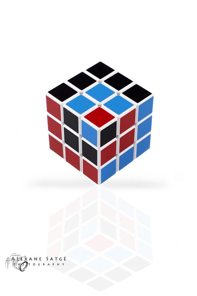 Rubik's Cube by Selene-Emotion