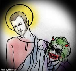 Heathus Christ, The Tempation