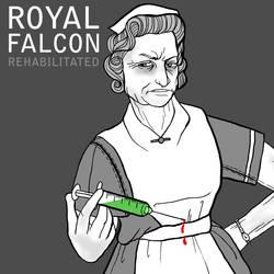 Royal Falcon 'Rehabilitated'