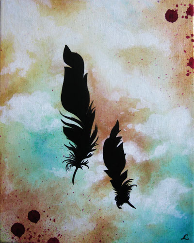 Feathers-8x10 by LeahGarcia