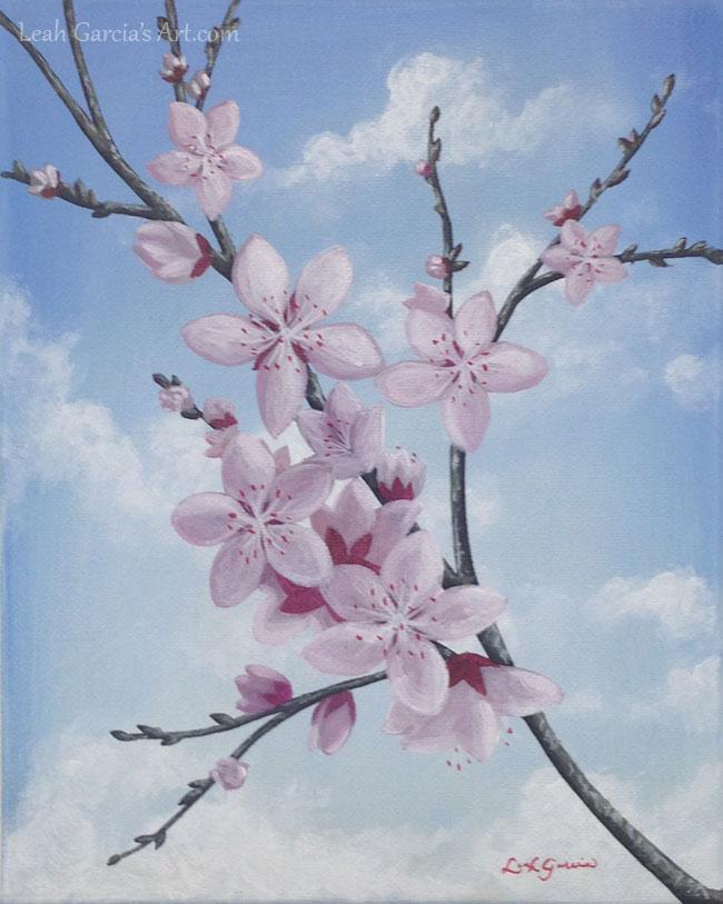 Springblossom-8x10 by LeahGarcia