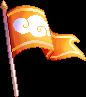 DOW: CloudClan Flag (Right facing) by Kodi-ak