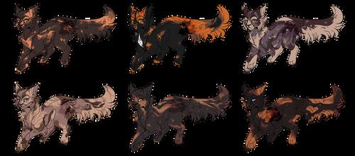 Tortie Cat Adopts || 1/6 OPEN