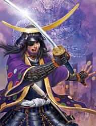 Date Masamune by nabenosuke