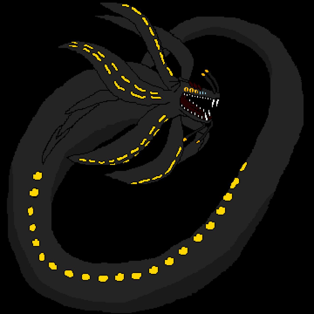 Gargantuan Leviathan