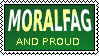 Moralfag stamp by HappyPenguin819
