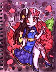 MistressDoodle ATK 03 | Sakurako~