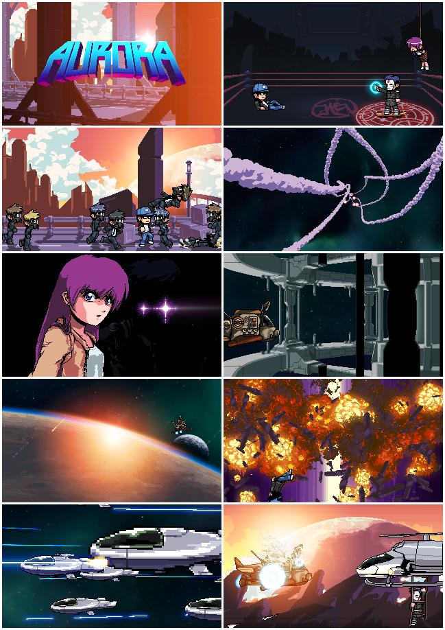 Aurora (Video Link) by rikognition