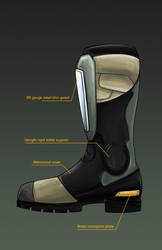 Finished Boot Design Page 1 by all-one-line