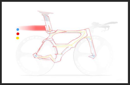 Ferrari Bike WIP